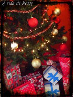 A vida de Nessy: Árvore de Natal 2016