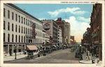 Looking South on State Street postmark 1934