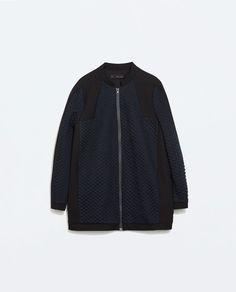 ZARA - WOMAN - BOMBER JACKET
