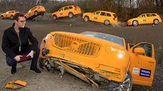 """VOLVO XC 90 Schweden-Hammer im Härte-Test! """"Überleben"""" DAS die Crashtest-Dummies?"""