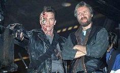 The Terminator - Behind the Scenes Photos - http://www.dravenstales.ch/the-terminator-behind-the-scenes-photos/
