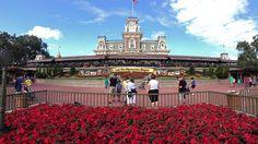 Magic Kingdom Entrance - Panorama