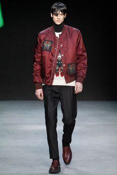 Tiger of Sweden - Autumn/Winter 2016-17 Menswear London Fashion Week