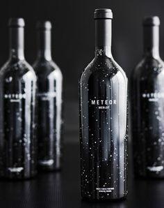 White Fences Vineyard Meteor Merlot, VA. I just love the packaging!!