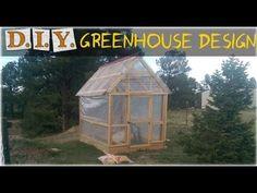 How to Build a Greenhouse DIY Design
