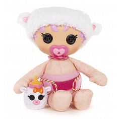 LALALOOPSY Babies Doll- Pillow Featherbed