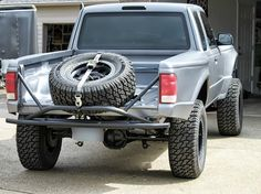 I truly enjoy this paint color for this Jeep Pickup, Jeep Truck, Pickup Trucks, 2002 Ford Ranger, Ford Ranger Truck, Mini Trucks, Cool Trucks, Ford Ranger Prerunner, Trophy Truck