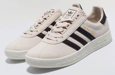 Adidas Trimm-Trab trainers in 'bliss' reissued as a Size? exclusive