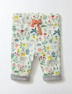 Supersoft Reversible Pants 73234 Pants & Jeans at Boden