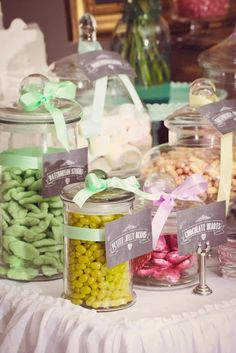Little Big Company   The Blog: A Vintage Garden Wedding Theme by Sensationally Sweet Events