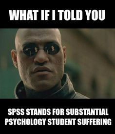 Psychology memes! Click on image or see following link to see more brilliant psychology memes www.all-about-psychology.com/10-memes-psychology-students-will-love.html #psychology