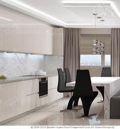 Kitchen Room Design, Kitchen Interior, Kitchen Decor, New Interior Design, Modern Interior, Kitchen Furniture, Furniture Design, Kitchen Wet Bar, Kitchen Layouts With Island