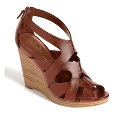 Cole Haan 'Air Kimry' Wedge ($198) via Polyvore