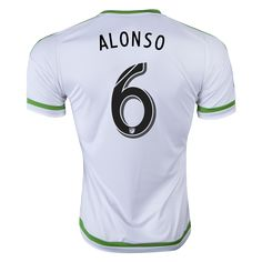 Buy adidas Osvaldo Alonso Seattle Sounders Away Jersey 2016 on SOCCER.COM. Best Price Guaranteed. Shop for all your soccer equipment and apparel needs.