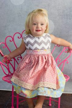 Sweet Girls Dress, birthday, holiday