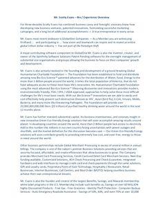 bio-scott-evans-seo-global-one-companies by Carlos Pinheiro via Slideshare http://www.ultimatepowerprofits.com/ideal2you
