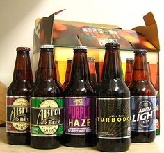 Abita #Beer - Turbodog, Light, and Purple Haze are my faves
