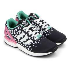 ZX FLUX PRINT - ZX FLUX - ADIDAS ORIGINALS - Chaussure - Chaussure - Femme