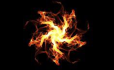 Sacred fire geometry