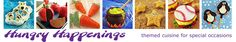 HungryHappenings.com - lots of cake and such ideas and recipes for holidays, birthdays, and events