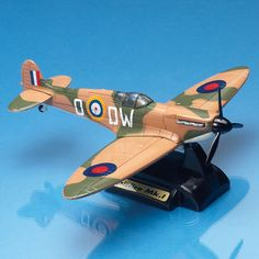 Spitfire Mk. 1 Smithsonian Die-Cast Model - Sporty's Wright Bros