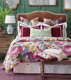 Luxury Bedding by Eastern Accents - Tresco Collection