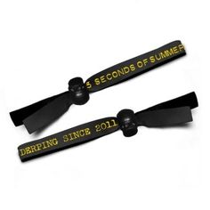 """Part of the UK Summer Tour 2014 range, this is a reusable festival style wristband which features """"Derping Since 2011"""" woven on it."""