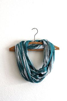 Hey, I found this really awesome Etsy listing at https://www.etsy.com/listing/150364292/polka-dot-scarf-teal-polkadot-infinity