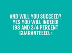 98 and 3/4% guaranteed