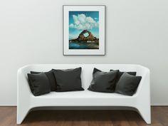 Poster Frame Mockup designed by Designrepos. Artwork Display, Mockup, Presentation, 3d, Frame, Poster, Beautiful, Design, Home Decor