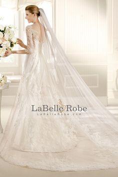 La Sposa by Pronovias Marzo - Bridal La Sposa Wedding Dresses, Wedding Dress 2013, Gorgeous Wedding Dress, White Wedding Dresses, Beautiful Bride, Beautiful Dresses, Nice Dresses, Dresses 2013, Wedding Attire