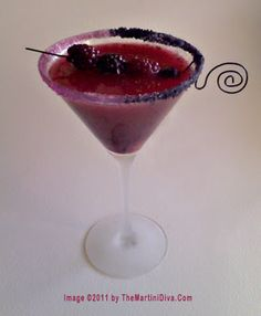 HAPPY NATIONAL BLACKBERRY DAY! Here's 4 Yummy Fresh Blackberry Cocktail Recipes for you to Celebrate the Day! Click the photo for all the recipes & free recipe cards!