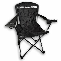 Gamma Sigma Sigma Recreational Chair