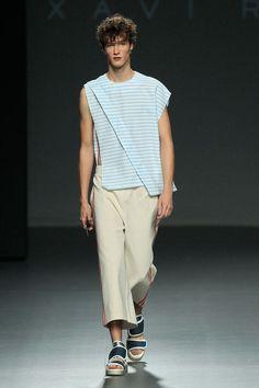 Xavi Reyes Spring Summer 2016 Primavera Verano - #Menswear #Trends #Tendencias #Moda Hombre - Mercedes-Benz Fashion Week  Madrid - MFT