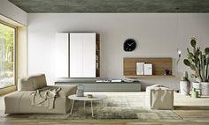 Natürlich Farben für euer Wohnzimmer! New natural finishes from Novamobili  #interior #livingroom #wohnzimmer #livingroomdesign