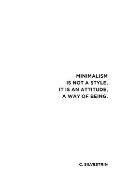 Minimal way
