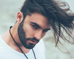 Top 40 Männerfrisuren. Krasser Typ und krasse Frisur