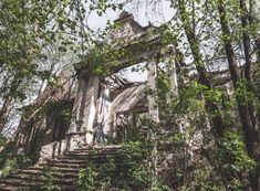 Kaštieľ v Skároši Plants, Ruins, Plant, Planets