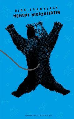 Okładka książki Moment niedźwiedzia