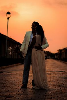 First Walk posted on #500px #wedding #photography #husband and #wife #backlight #warm #sunset #tlacotalpan #hugs #love