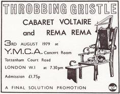 Throbbing Gristle / Cabaret Voltaire