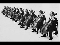 South American Getaway B. Bacharach 12 cellos da filarmónica de Berlim.wmv