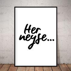 Her Neyse. Doovar'dan Türkçe Posterler!