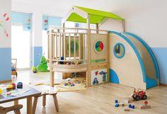 Möbelhaus - Einsatzgebiete - Spielecken - Kindererlebniswelten