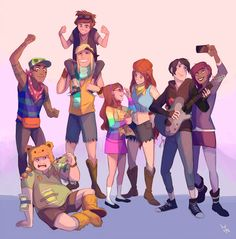 technically out of character — gravity falls is gonna end soon and to cope I...