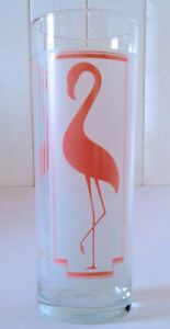 "Vintage. Collection. Verre ""Flamand rose"""