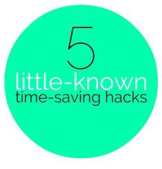 Techode& Pie: 5 little-known time-saving hacks #productivity
