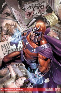 Magneto - not a hero