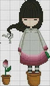 Картинки по запросу gorjuss cross stitch patterns