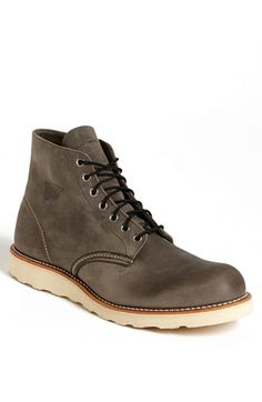 Red Wing Round Toe Boot | Nordstrom